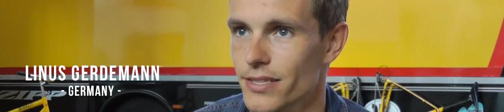 Linus Gerdemann - MTN-Qhubeka - Elite Sport Group