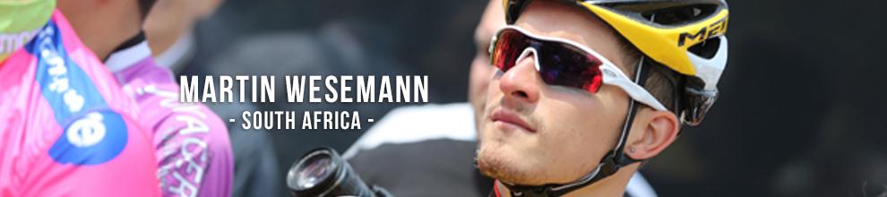 Martin Wesemann - MTN-Qhubeka - Elite Sport Group