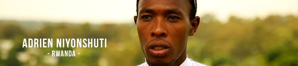 Adrien Niyonshuti - MTN-Qhubeka - Elite Sport Group