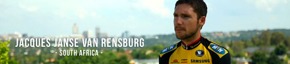 Jacques Janse Van Rensburg - MTN-Qhubeka - Elite Sport Group
