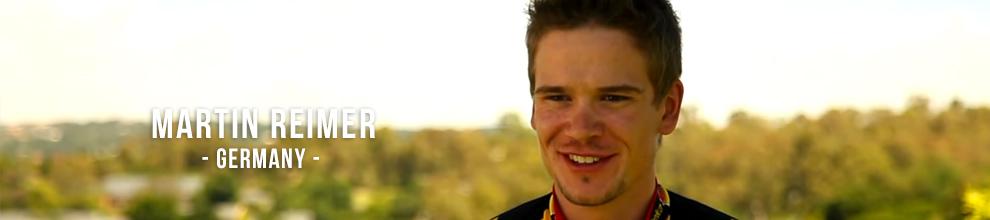Martin Reimer - MTN-Qhubeka - Elite Sport Group